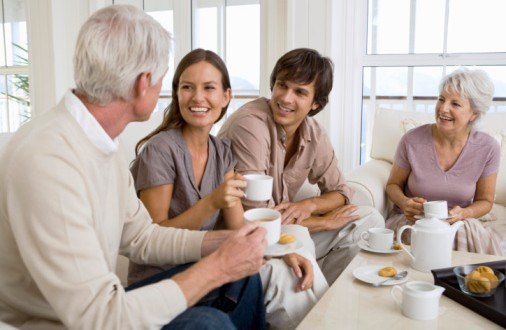 Young adults living with their parents hits a 75-year high