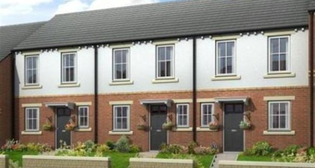 Just 4% of new build property is 'affordable housing'
