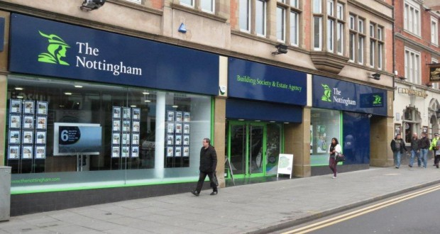 The Nottingham opens seven branches attracting £14 3m in savings