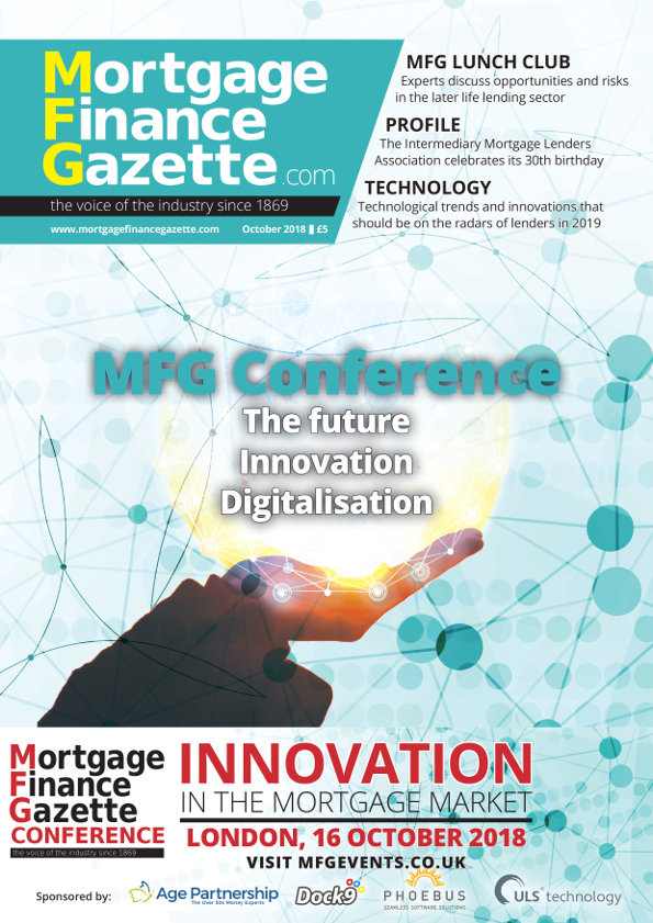 MFG Conference: Innovation in the Mortgage Market