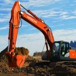 Hitachi ZX290 29 Tonne Excavator