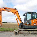 Excavator (0.8 - 100 ton)